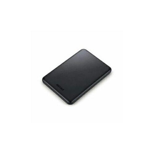 バッファロー HD-PUS1.0U3-BC ポータブルハードディスク 「Mini Station」 1TB HD-PUS1.0U3BC【ポイント10倍】【送料無料】【smtb-f】