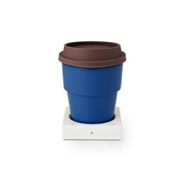 グリーンハウス USBインサートカップウォーマー ブルー GH-CUPA-BL(代引不可)【S1】