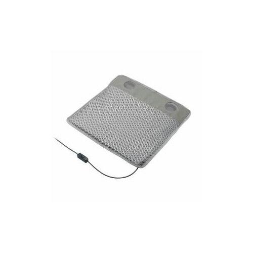 グリーンハウス USBシートクーラー メッシュグレー GH-COOLSAGY(代引不可)【ポイント10倍】