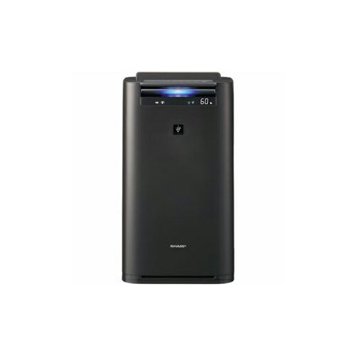 SHARP KI-HS70-H 高濃度プラズマクラスター25000搭載 加湿空気清浄機(空清31畳まで/加湿18畳まで) グレー系(代引不可)【ポイント10倍】【送料無料】【smtb-f】