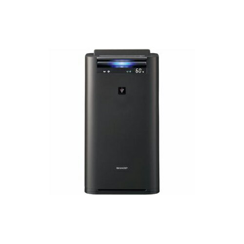 SHARP KI-HS50-H 高濃度プラズマクラスター25000搭載 加湿空気清浄機(空清23畳まで/加湿15畳まで) グレー系(代引不可)【ポイント10倍】【送料無料】【smtb-f】