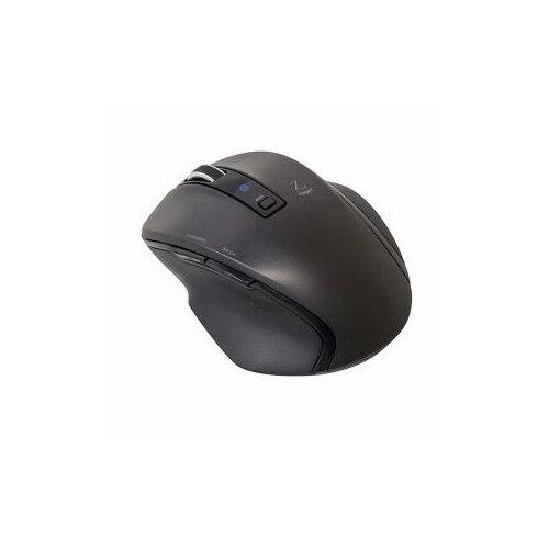 ナカバヤシ BlueLED Bluetoothマウス Z 5ボタン Sサイズ ブラック MUS-BKF121BK(代引不可)【ポイント10倍】【送料無料】