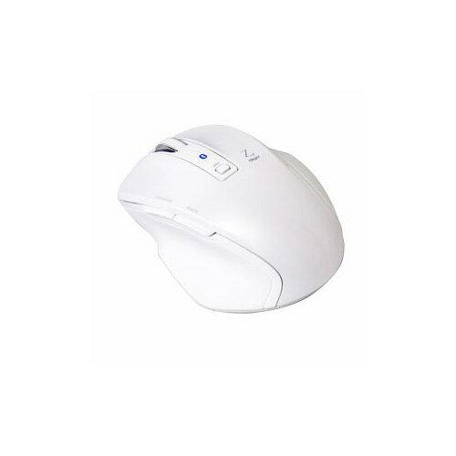 ナカバヤシ BlueLED Bluetoothマウス Z 5ボタン Sサイズ ホワイト MUS-BKF121W(代引不可)【ポイント10倍】【送料無料】