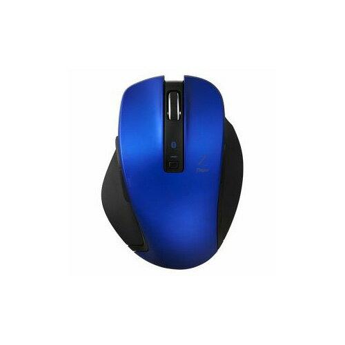 ナカバヤシ BlueLED Bluetoothマウス Z 5ボタン Mサイズ ブルー MUS-BKF131BL(代引不可)【ポイント10倍】【送料無料】