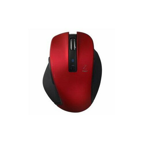 ナカバヤシ BlueLED Bluetoothマウス Z 5ボタン Mサイズ レッド MUS-BKF131R(代引不可)【ポイント10倍】【送料無料】