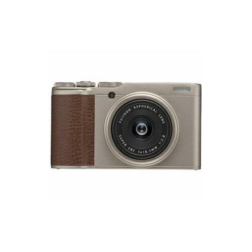 富士フイルム コンパクトデジタルカメラ シャンパンゴールド FX-F10-G(代引不可)【ポイント10倍】【送料無料】【smtb-f】