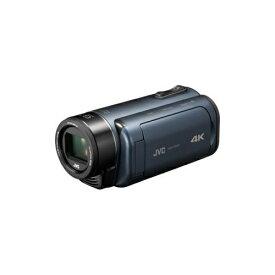 JVCケンウッド 4Kメモリービデオカメラ 「Everio(エブリオ) Rシリーズ」 ディープオーシャンブルー GZ-RY980-A(代引不可)【ポイント10倍】【送料無料】