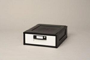 アイリスオーヤマ オフィスチェスト HG-151 キャビネット ブラック HG-151(代引き不可)【送料無料】