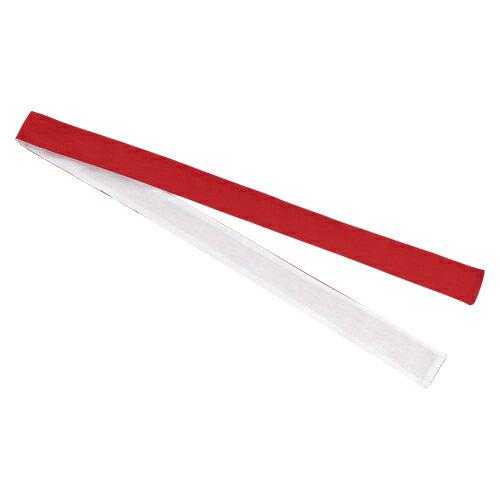 三和商会 紅白ハチマキ 110cm 1 本 S-2 文房具 オフィス 用品【ポイント10倍】