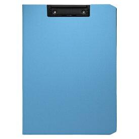 ソニック クリップファイル ソフィット A4タテ ライトブルー 1枚【ポイント10倍】