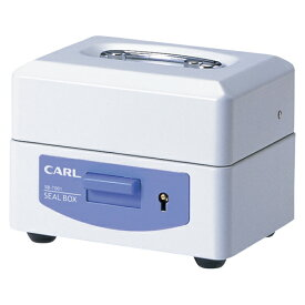 カール事務器 スチール印箱 SB-7001 1個【ポイント10倍】