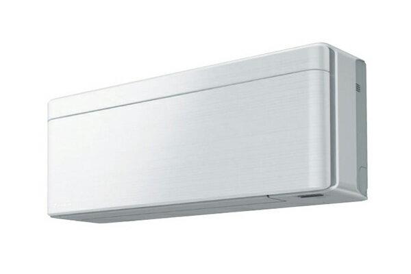ダイキン ルームエアコン SXシリーズ おもに14畳 S40VTSXP-F ファブリックホワイト (設置工事不可)(代引不可)【ポイント10倍】【送料無料】【smtb-f】