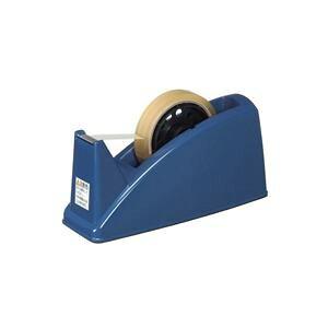 (まとめ買い)プラス テープカッター TC-101E ブルー 【×10セット】