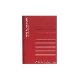 (まとめ買い)プラス ノートブック NO-003AS-10P B5 A罫 10冊 【×5セット】