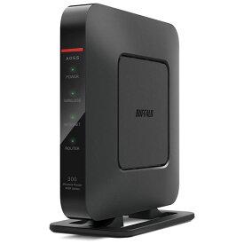 バッファロー 無線LAN親機 11n/g/b 300Mbps エアステーション QRsetup ハイパワーGiga Dr.Wi-Fi対応 WSR-300HP