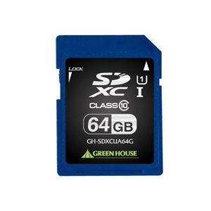 SDXCメモリーカード UHS-I クラス10 64GB【ポイント10倍】【int_d11】