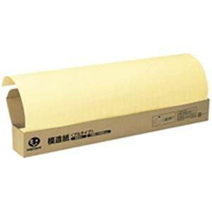 ジョインテックス 方眼模造紙プルタイプ50枚クリームP152J-Y6