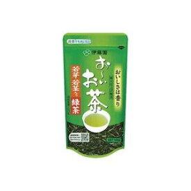 (まとめ買い)伊藤園 おーいお茶 若芽・若茎入り緑茶 100g 【×20セット】