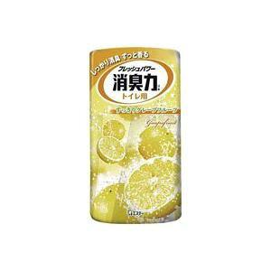 (まとめ買い)エステー トイレの消臭力グレープフルーツ6個[業パ] 【×2セット】