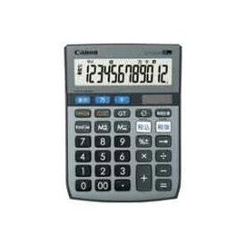 (まとめ買い)キャノン Canon 環境配慮実務電卓 LS-122TUG 【×2セット】【ポイント10倍】