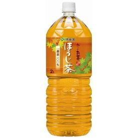 【まとめ買い】伊藤園 おーいお茶 ほうじ茶 ペットボトル 2.0L×6本(1ケース)