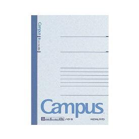 (まとめ) コクヨ キャンパスノート(中横罫) B6 B罫 40枚 ノ-211B 1セット(20冊) 【×3セット】【ポイント10倍】