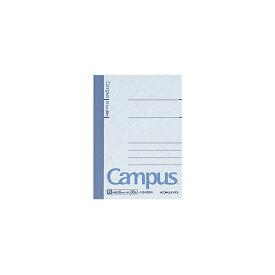 (まとめ) コクヨ キャンパスノート(中横罫) A7変形 B罫 30枚 ノ-242B 1セット(20冊) 【×5セット】【ポイント10倍】