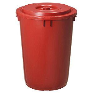 味噌樽/みそ保存容器 【60型】 プラスチック製 深型設計 上フタ・押しフタ/持ち手付き 『新輝合成』【代引不可】