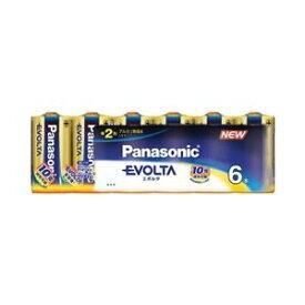 パナソニック(家電) エボルタ乾電池 単2形 6本パック LR14EJ/6SW