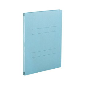 (業務用セット) のび-るファイル エスヤード 紙表紙(背幅17-117mm) AE-50F-10 ブルー 1冊入 【×10セット】