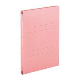 (業務用セット) のび-るファイル エスヤード 紙表紙(PP貼)タフヤード[R](背幅17-117mm) AE-50FP-21 ピンク 1冊入 【×5セット】