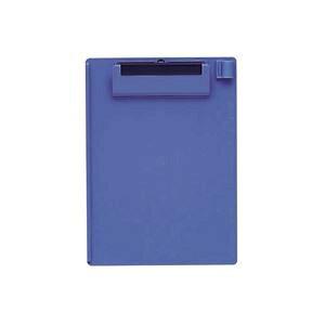 (業務用200セット) オープン工業 クリップボード CB-500-BU 青 ×200セット