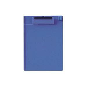 (業務用100セット) オープン工業 クリップボード CB-400-BU 青 ×100セット