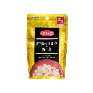 (まとめ) デビフ 若鶏のささみ&野菜 100g 【犬用フード】【ペット用品】 【×48セット】