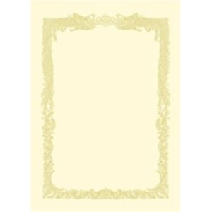 (業務用10セット) タカ印 賞状用紙 10-1168 A4 横書 100枚 ×10セット【ポイント10倍】
