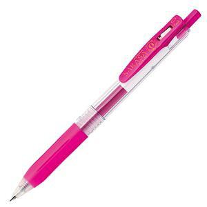 (まとめ) ゼブラ ゲルインクボールペン サラサクリップ 0.3mm マゼンタ JJH15-MZ 1本 【×60セット】