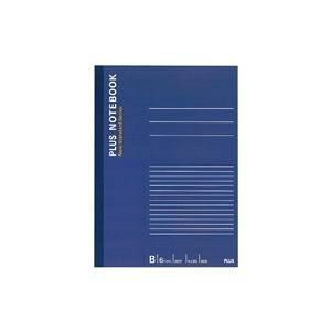 (業務用500セット) プラス ノートブック NO-003BS B5 B罫 【×500セット】