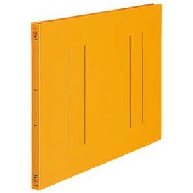 (まとめ) コクヨ フラットファイル(PP) A3ヨコ 150枚収容 背幅20mm オレンジ フ-H48YR 1セット(10冊) 【×2セット】