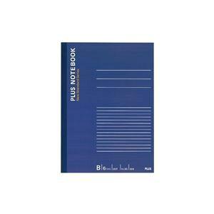 (業務用100セット) プラス ノートブック NO-003BS-5P B5 B罫 5冊 ×100セット