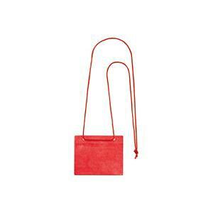 (業務用30セット) ジョインテックス カラーイベント名札名刺 50枚赤B361J-R-50 ×30セット