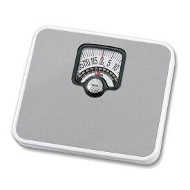 TANITA タニタ 体重計/ヘルスメーター 【アナログ】 シルバー チェッカー付き 最小表示:1kg【代引不可】