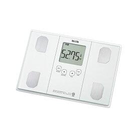TANITA タニタ 体組成計(体重計/体脂肪計) 最大計量(秤量):150kg 立かけ収納可 BC-314-WH【代引不可】