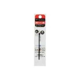 (業務用60セット) トンボ鉛筆 ボールペン替芯 BR-CL33 黒 5本 【×60セット】