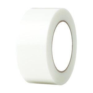 (まとめ)寺岡製作所 養生テープ 50mm×50m 透明 TO4100T-50 1巻 【×5セット】