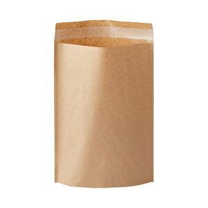 (まとめ)今村紙工 宅配袋 封かんテープ付 大 外寸320×420mm 底ガゼット100mm CTF320-100 1パック(100枚) 【×3セット】
