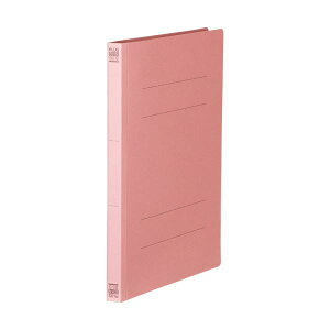 (まとめ) プラス フラットファイル 樹脂とじ具B5タテ 150枚収容 背幅18mm ピンク No.031N 1セット(10冊) 【×30セット】