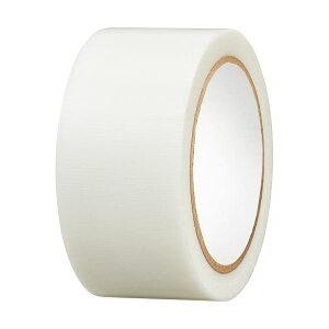 (まとめ)寺岡製作所 養生テープ 弱粘着 50mm×25m 透明 TGK-JNY50C 1巻 【×30セット】