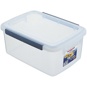 (まとめ) 保存容器/キッチンボックス 【11.6L】 プラスチック製 パッキン付き ユニックス ウィル 【20個セット】