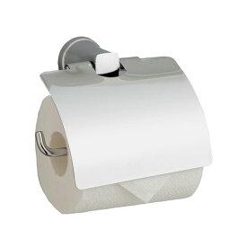 ペーパーホルダー/建築金物 【クロムメッキ】 シンプル 〔業務用 建材 トイレ器具〕