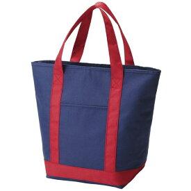 (まとめ)保冷バッグ 保冷トートバッグ ネイビー (エコバッグ トートバッグ お買い物バッグ) 【50個セット】